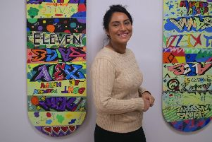 Sanna Mahmood is urging people to foster vulnerable children.