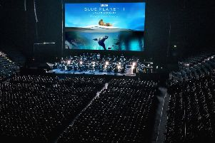 Blue Planet II - Live In Concert plays Leeds First Direct Area onTuesday, March 19, 7.30pm.