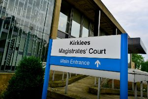 Kirklees Magistrated Court in Huddersfield. (D525A439)