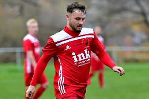 Benjamin Smith scored twice for Hartshead against Howden Clough.