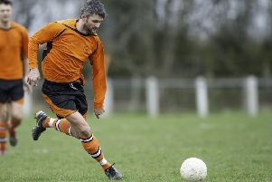 Howden Clough clinched the league title with a resounding win at FC Broadway.