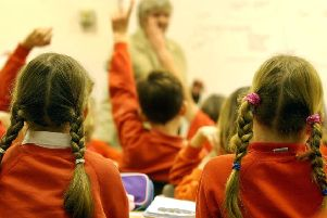 The number of fines over absentee pupils increased by 35%.