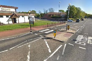 The Thompson Road junction with Carley Road is currently closed. Picture: Google Maps.