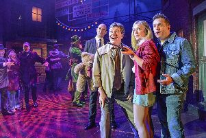 The international smash hit musical Blood Brothers returns to Leeds Grand Theatre