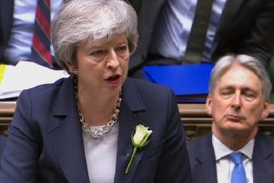 Theresa May dodged a question on social care at Prime Minister's Questions this week.