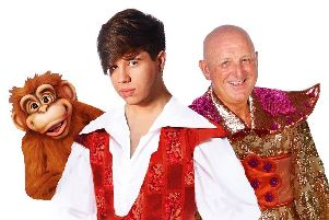 This year's panto for Castleford