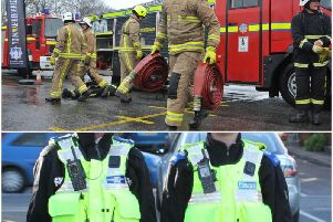 999 community volunteers are wanted to work across both West Yorkshire Police and West Yorkshire Fire and Rescue Service.