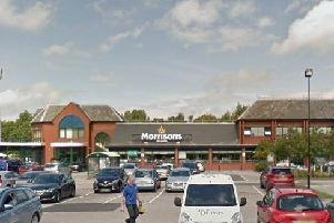 Morrison's on Preston Docks