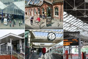 Lancashire's railway crime in numbers revealed
