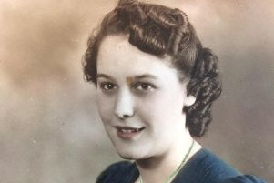 Former Superintendent Winnie Bishop was the first female Superintendent in South Yorkshire Police