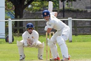 Jordan Lowe was in excellent form with the bat for Tickhill in their win over Rockingham.