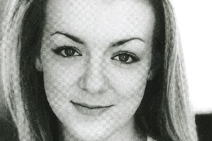STAR: Epworth actress Sheridan Smith who is performing in the West End Smash Legally Blond.