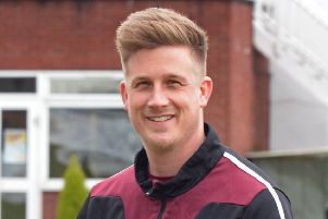 James Ward top scored for Doncaster Town in their defeat to Richmondshire.