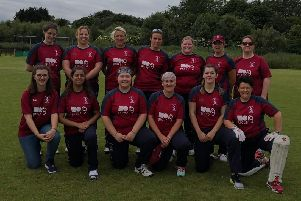 Doncaster Town CC Ladies