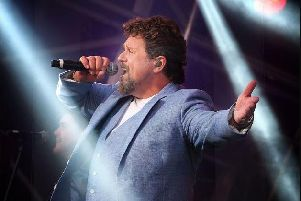 Musical legend Michael Ball.