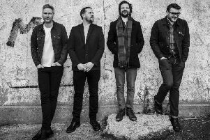The Futureheads are back with a new album and tour after a six-year hiatus.
