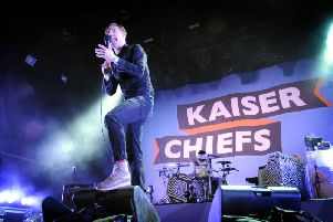 Kaiser Chiefs have been forced to cancel three gigs through illness, including Friday's in Newcastle.