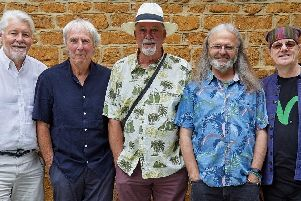 Fairport Convention at Cast on  Wednesday, February 6.