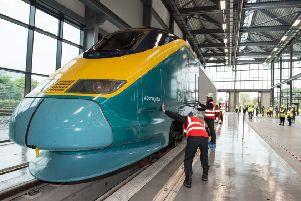 Doncaster is home to a high speed rail college.