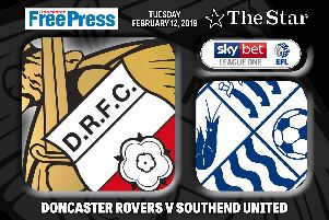 Doncaster Rovers v Southend United