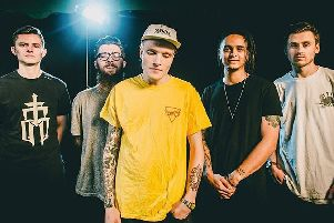 Neck Deep will play Slam Dunk Festival Leeds.
