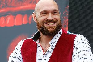 Tyson Fury has signed a lucrative new deal in the US