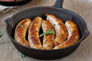 Cranswick makes upmarket sausages for the leading grocers