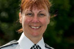 Chief Constable Lisa Winward