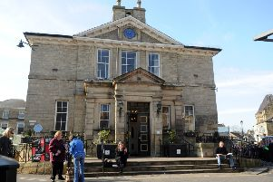 1st March  2012.'Wetherby/Collingham Profile.'Pictured Wetherby Town Hall'Picture by Gerard Binks.
