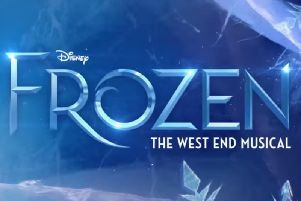 Frozen the musical is coming to the UK