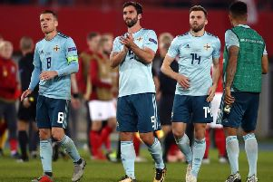 Will Grigg has been recalled to the Northern Ireland squad.