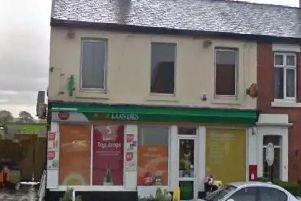 The Londis/Post Office in Whittingham Lane, Goosnargh, was raided by thieves in the early hours of Tuesday, March 19. It is the second time this year that the shop has been targeted.