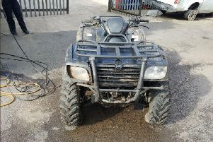 Do you recognise this quad bike?