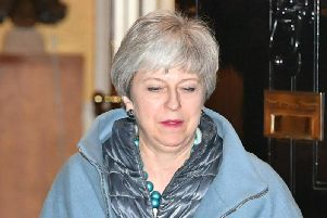 Theresa May has said she will stand down