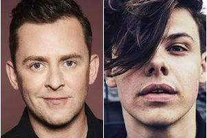 Radio 1 DJ Scott Mills and Yungblud discussed the DFP live on air.
