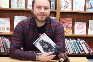 Former Trinity Academy student, Joseph Green, releases his first novel, Way of the Moon Bear