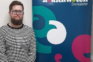 Student Evan Howle is urging others to speak out as part of health care initiative What Would You do?'
