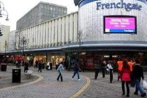 The Frenchgate Centre, Doncaster.