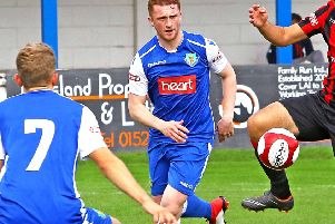 Ben Hudson is back from injury. Picture: Tony North.