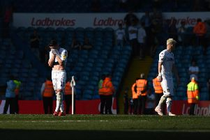 Leeds United fell to a 2-1 defeat at Elland Road.