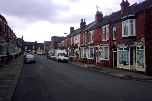 Houses in Balby