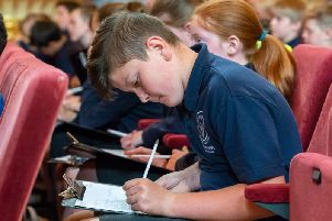 The biggest childrens creative writing workshop of its kind in the north will take place at the Royal Hall in Harrogate  on May 20
