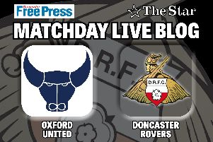 Oxford United v Doncaster Rovers