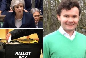 Councillor Nicholas Allen is backing PM Theresa May but shares concern around the Brexit process.