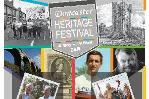 Doncaster Heritage Festival is under way.