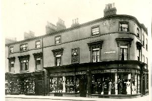 The Peacock store in Doncaster