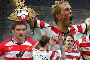 Doncaster Rovers Legends will do battle with Leeds legends at the annual match.