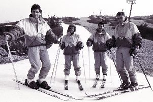 Did you take to the slopes?