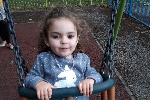 Two year old Enissa Myzeqari has been missing for six weeks, sparking an appeal from Doncaster police
