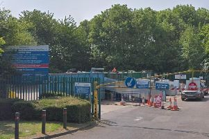 Conisbrough Household Waste Recycling Centre